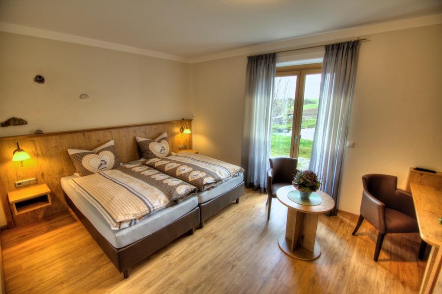 Zimmer schlafen Weidenhain